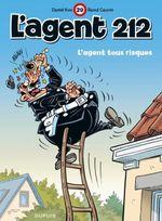 Couverture L'agent tous risques - L'agent 212, tome 29