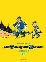 Couverture Les Tuniques Bleues - L'intégrale - Tome 2