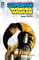 Couverture Superman/Wonder Woman Vol 4: Dark Truth