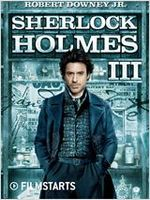 Affiche Sherlock Holmes 3