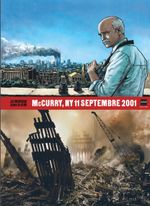 Couverture McCurry, NY 11 septembre 2001 - Magnum Photos, tome 3
