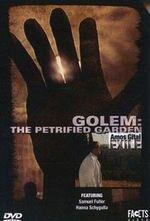 Affiche Golem : le jardin pétrifié