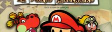 Jaquette Paper Mario : La Porte Millénaire
