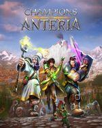 Jaquette Champions of Anteria