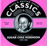 Pochette Blues & Rhythm Series: The Chronological Sugar Chile Robinson 1949-1952