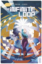 Couverture La Lutte - The Infinite Loop, tome 2