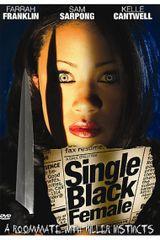 Affiche Single Black Female