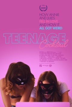 Affiche Teenage Cocktail