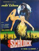 Affiche Schlock, le tueur à la banane...!