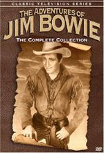 Affiche The Adventures of Jim Bowie