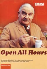 Affiche Open All Hours