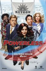 Affiche Powerless