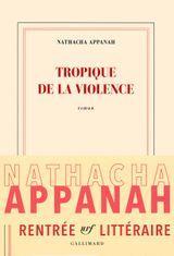 Couverture Tropique de la violence