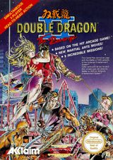 Jaquette Double Dragon II : The Revenge
