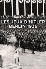 Affiche Les jeux d'Hitler