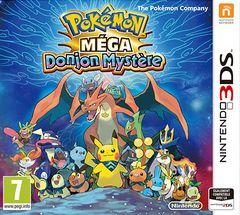 Jaquette Pokémon Méga Donjon Mystère