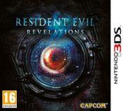 Jaquette Resident Evil : Revelations