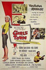 Affiche Girls Town