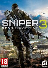 Jaquette Sniper : Ghost Warrior 3