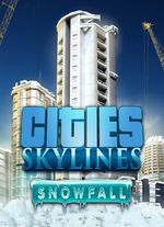 Jaquette Cities: Skylines - Snowfall