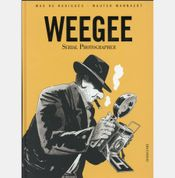Couverture Weegee Serial photographer