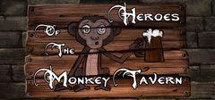 Jaquette Heroes of the Monkey Tavern