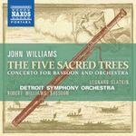 Pochette The Five Sacred Trees