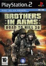 Jaquette Brothers in Arms : Road to Hill 30