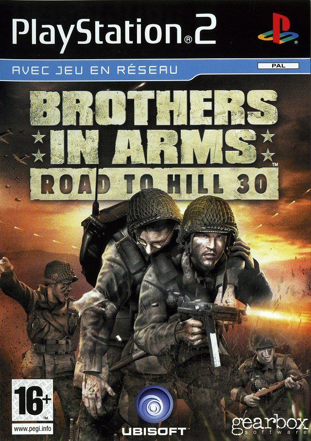 brothers in arms road to hill 30 2005 jeu vid o senscritique. Black Bedroom Furniture Sets. Home Design Ideas