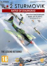 Jaquette IL-2 Sturmovik: Battle of Stalingrad