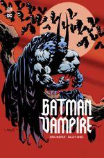Couverture Batman Vampire