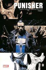 Couverture Punisher par Ennis et Dillon - Tome 1