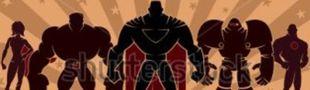 Cover Séries de Super Héros
