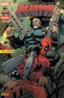 Couverture Fraction de seconde - All-New Deadpool Hors-Série, tome 1