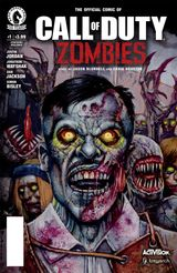 Couverture Call of Duty : Zombies