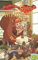 Couverture The Unbeatable Squirrel Girl & the Great Lakes Avengers
