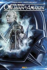 Couverture Star Wars : Obi-Wan & Anakin - Réceptifs et hermétiques