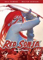 Affiche Red Sonja: Queen of Plagues