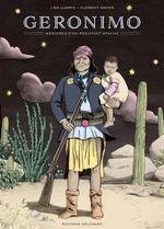 Couverture Geronimo : Mémoires d'un résistant apache