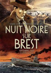 Couverture Nuit noire sur Brest