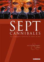 Couverture Sept cannibales