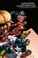 Couverture Avengers : La Séparation
