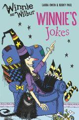 Couverture Winnie and Wilbur: Winnie's Jokes