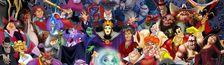 Cover Mon Top des méchants Disney !!