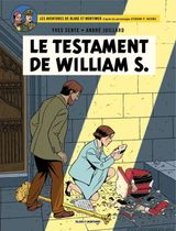 Couverture Le Testament de William S. - Blake et Mortimer, tome 24