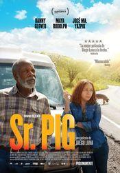 Affiche Mr. Pig