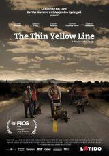 Affiche La delgada línea amarilla