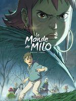 Couverture Le Monde de Milo, tome 4