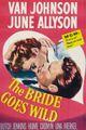Affiche The bride goes wild