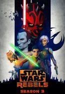 Affiche Star Wars Rebels - Saison 3